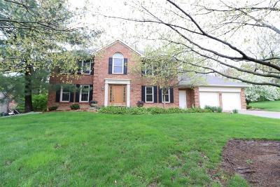 Single Family Home For Sale: 944 Hidden Ridge Drive