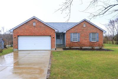 West Harrison Single Family Home For Sale: 1081 Cox Road