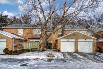 Cincinnati Condo/Townhouse For Sale: 3776 Ashworth Drive