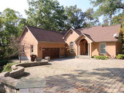 Single Family Home For Sale: 600 Laurel Oaks Drive