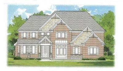 Deerfield Twp. Single Family Home For Sale: 8042 Big Oak Circle