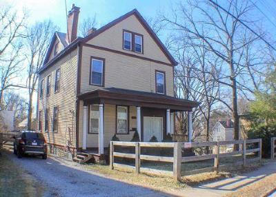 Cincinnati Single Family Home For Sale: 3611 W Eighth Street