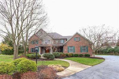 Single Family Home For Sale: 8571 Chaucer Place