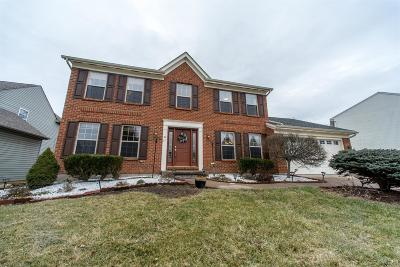 Deerfield Twp. Single Family Home For Sale: 7782 Golden Meadow Drive