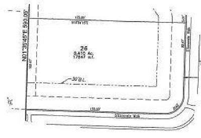 Ross Twp Residential Lots & Land For Sale: 3851 Jenna Court #VC26