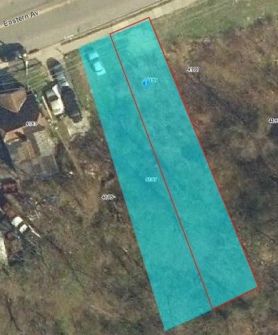 Cincinnati Residential Lots & Land For Sale: 4189 Eastern Avenue