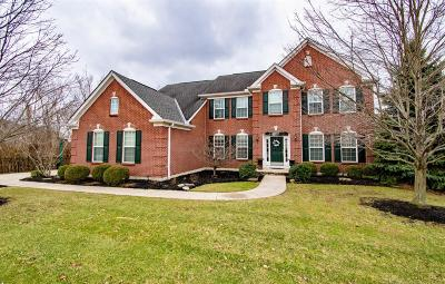 Deerfield Twp. Single Family Home For Sale: 3799 Wild Cherry Way