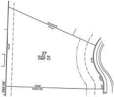 Ross Twp Residential Lots & Land For Sale: 3841 Jenna Court #VC27