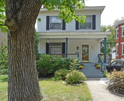 Cincinnati Single Family Home For Sale: 381 Howell Avenue