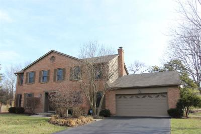 Single Family Home For Sale: 11584 Symmes Creek Drive