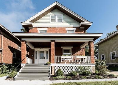 Cincinnati Single Family Home For Sale: 3134 Schubert Avenue