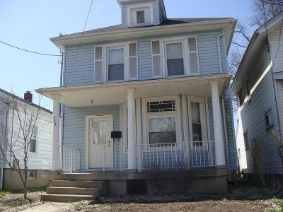Single Family Home For Sale: 843 Franklin Street