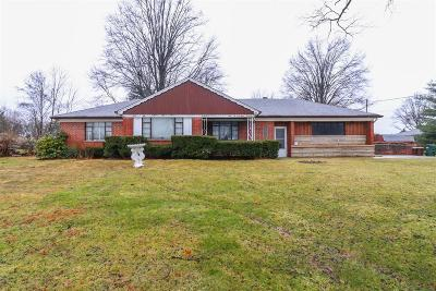 Colerain Twp Single Family Home For Sale: 9071 Round Top Road