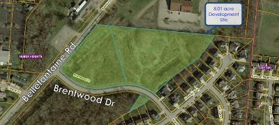Montgomery County Residential Lots & Land For Sale: 5201 Brentwood Drive