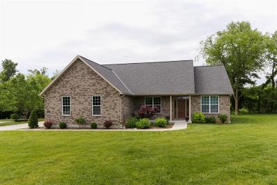 Single Family Home For Sale: 553 Marions Way