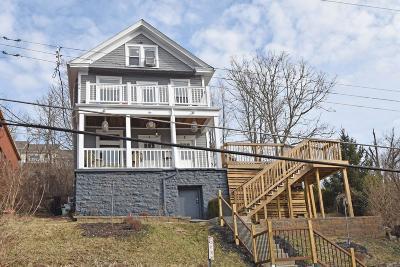 Cincinnati Multi Family Home For Sale: 3446 Golden Avenue