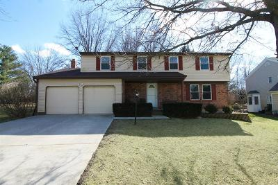 Deerfield Twp. Single Family Home For Sale: 9708 Whippoorwill Lane