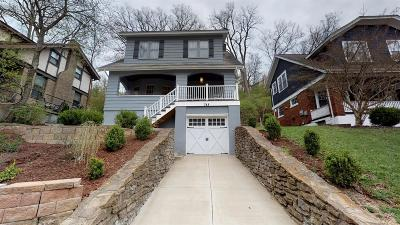 Cincinnati Single Family Home For Sale: 748 Delta Avenue