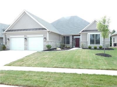 Springboro Single Family Home For Sale: 95 Harbour Drive
