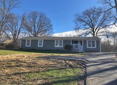 Single Family Home For Sale: 1041 Shayler Road