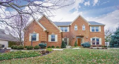 West Chester Single Family Home For Sale: 7850 Woodglen Drive