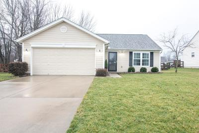 Single Family Home For Sale: 2071 River Birch Drive