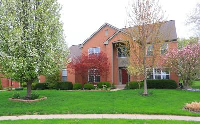 Deerfield Twp. Single Family Home For Sale: 7956 Plantation Drive