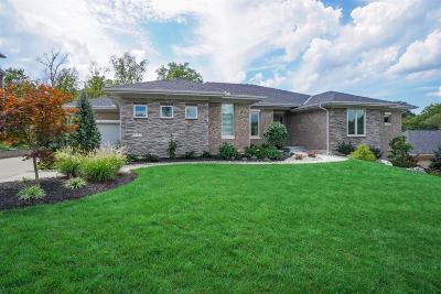 Single Family Home For Sale: 7331 Ridgestone Drive