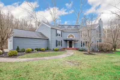 Single Family Home For Sale: 9205 Indian Hill Road