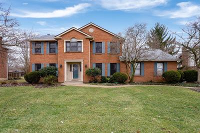 West Chester Single Family Home For Sale: 8159 Brownstone Drive