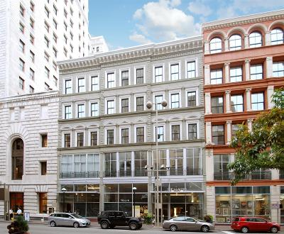 Cincinnati Condo/Townhouse For Sale: 15 W Fourth Street #203