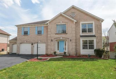 Single Family Home For Sale: 9999 Bentcreek Drive