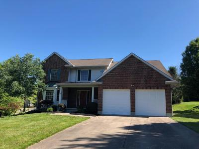 Single Family Home For Sale: 7620 Lakewater Drive