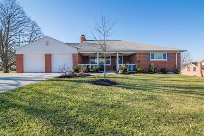 Single Family Home For Sale: 7987 Lesourdsville West Chester Road