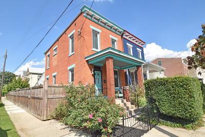 Cincinnati Single Family Home For Sale: 1730 Hanfield Street