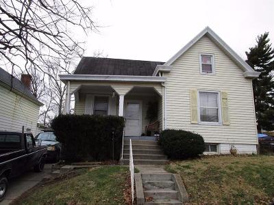 Cheviot Single Family Home For Sale: 3983 Glenmore Avenue