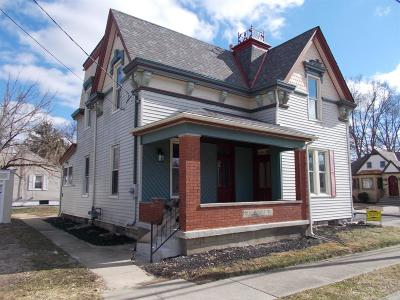 Harrison Single Family Home For Sale: 218 S Walnut Street