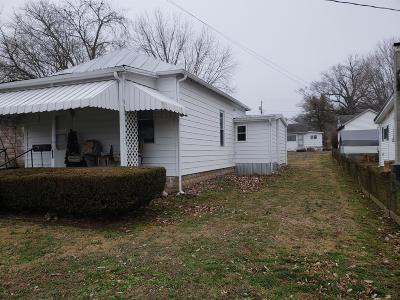 Adams County, Brown County, Clinton County, Highland County Single Family Home For Sale: 607 E Seventh Street