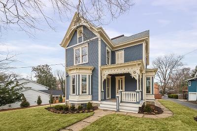 Cincinnati Single Family Home For Sale: 1231 Grace Avenue