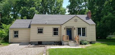 Warren County Single Family Home For Sale: 7995 Franklin Trenton Road