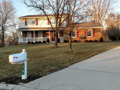 Single Family Home For Sale: 38 Heatherwood Court