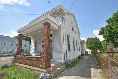 Cincinnati Single Family Home For Sale: 1624 Powers Street