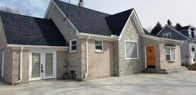 Single Family Home For Sale: 4222 Mt Carmel Tobasco Road