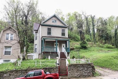 Cincinnati Single Family Home For Sale: 2519 Warsaw Avenue