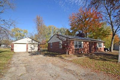Single Family Home For Sale: 844 Carol Drive