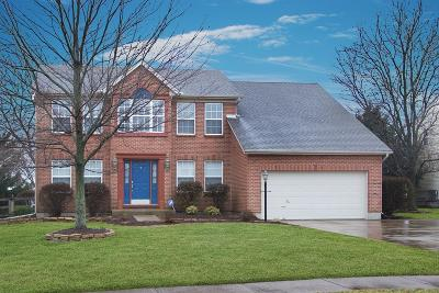 West Chester Single Family Home For Sale: 7972 Kennesaw Drive
