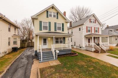 Cincinnati Single Family Home For Sale: 2725 Minot Avenue