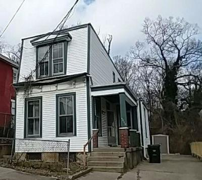 Cincinnati Single Family Home For Sale: 2008 Powers Street
