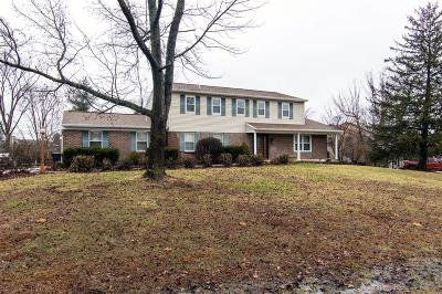 Single Family Home For Sale: 6574 Windfield Court