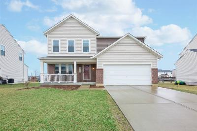 Harrison, Lawrenceburg Single Family Home For Sale: 1534 Abigail Court
